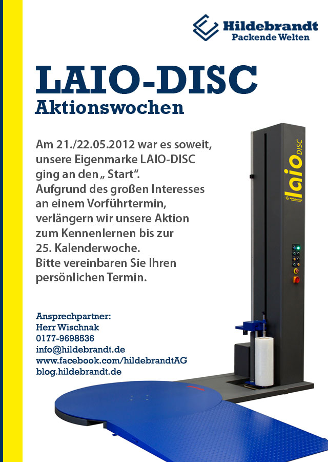 LAIO DISC Aktionswoche